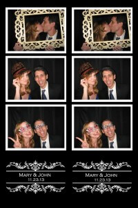 Buckeye Entertainment Photo Booth Strip Sample